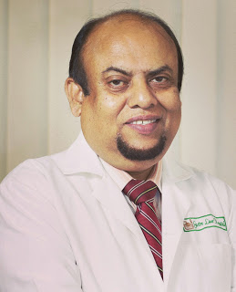 Best iver Doctor in Dhaka, BangladeshProf. Dr. Mahbub H Khan
